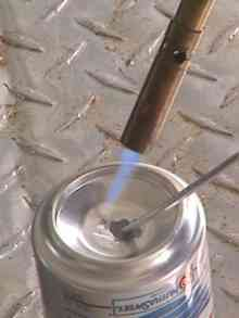 Aluminum Repair Kits By Welding With A